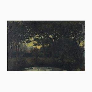Paysage de Forêt, 1920