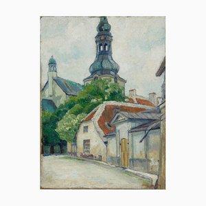 Reval: Cathedral von Alexander Yakovlevich Kramarev (1886-1975)