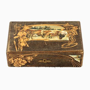 Art Nouveau Style Box