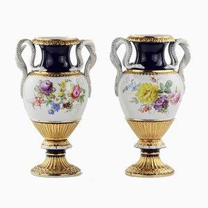 Vases from Meissen, Set of 2