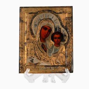 Holy Mother-of-God of Kazan Icon