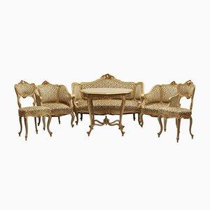 Living Room Furniture, Set of 6