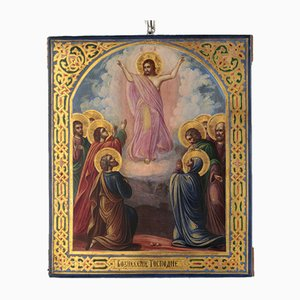 Ascension of the Lord Icon