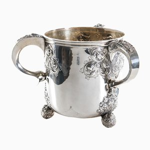 Victorian Silver Champagne Cooler
