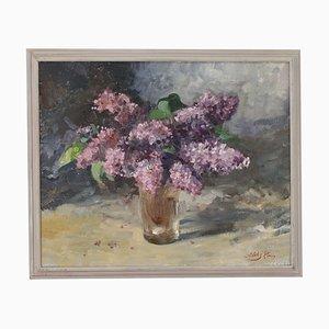 Lilac Bouquet by A. Neberekutin