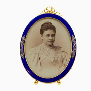 Photo Frame in the Style of Carl Faberge