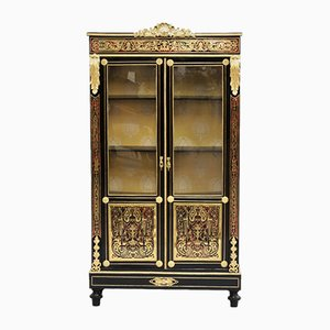 Boulle Bookcase or Display Cabinet