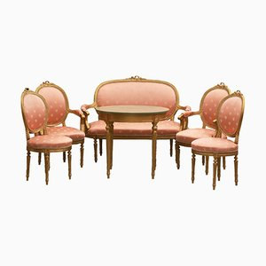 Mahogany Furniture, Set of 8