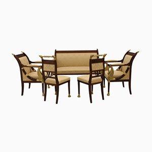 Französische Möbel, 5er Set