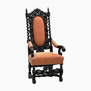 Baroque Armchair, 18th Century