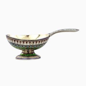Russian Silver Ladle