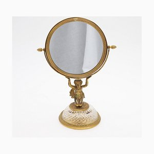 Empire Style Table Mirror
