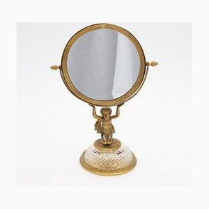 Miroir de Table Style Empire
