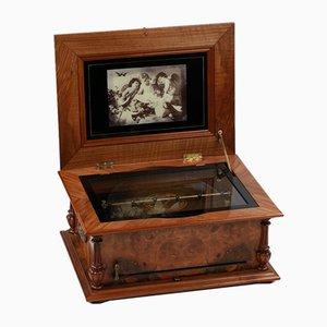 Caja de música polifónica, siglo XIX