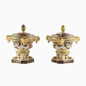 Potpourri Vases, Set of 2