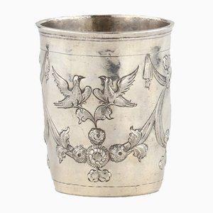 Russian Silver Vodka Cup, 1791