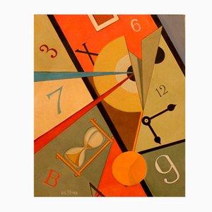 Uhr-Komposition