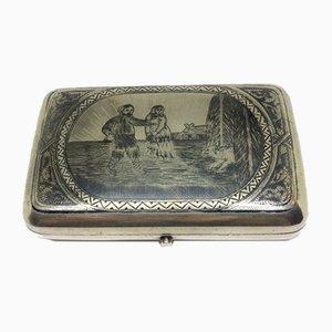Silver Snuffbox
