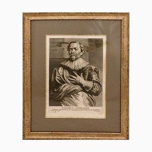 Portrait de l'Artiste Jacob Jordaens