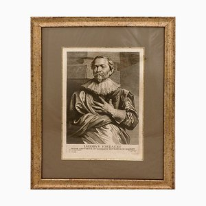 Portrait of the Artist Jacob Jordaens