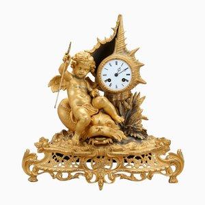 Putti Mantel Clock