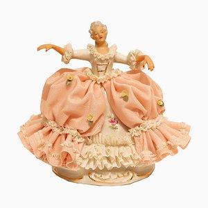 Figurina di ballerina di Dresda
