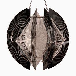 Lámpara de araña de composición abstracta