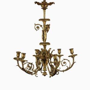 Louis XVI Candlestick Chandelier