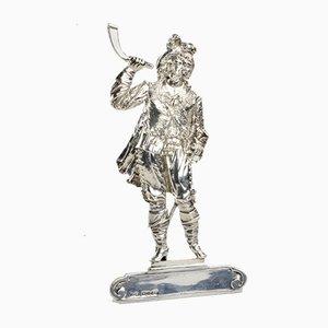 Silver Card Holder