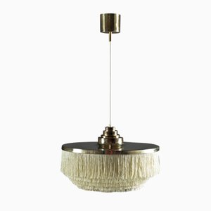 Vintage Fringe Ceiling Light by Hans-Agne Jakobsson for Markaryd
