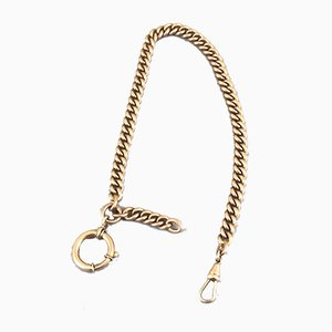 Gold Chain for Pocket Watches
