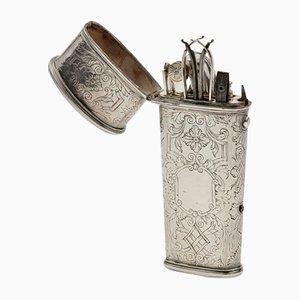 Silver Travel Kit, Set of ?