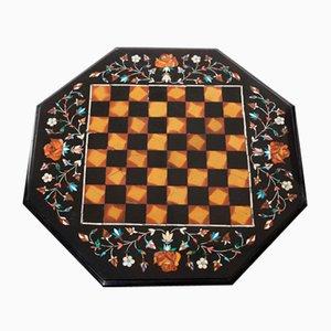 Natural Stone Mosaic Chess Board