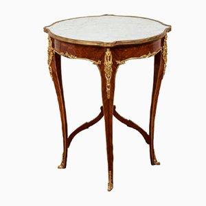 Tavolo in stile rococò