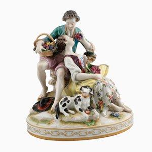 Porcelain Romantic Couple