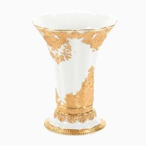 Jarrón de porcelana Meissen