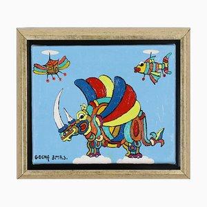 Rhino by Gocha