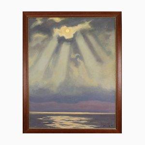 The Sun Over the Lake von P. Ossovsky