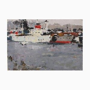 Port of Riga von L. Mūrnieks