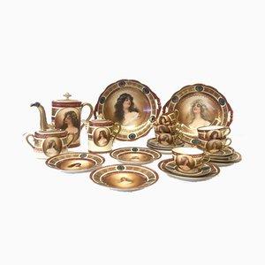 Constance Porcelain Set from Moritz Zdekauer