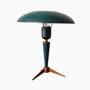 Vintage Tripod Table Lamp by Louis Kalff for Philips