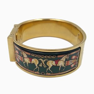 Loquet Quartz Armbanduhr von Hermès