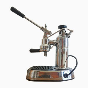 Coffee Machine with Lever from La Pavoni Europiccola