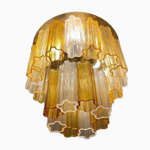 Lámpara de araña de JT Kalmar, Vienna, años 60