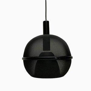 Lámpara de techo alemana vintage de malla de Roger Tallon para Erco