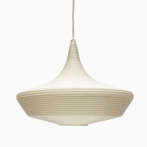 Lámpara colgante Mid-Century de Yasha Heifetz para Rotaflex Heifetz