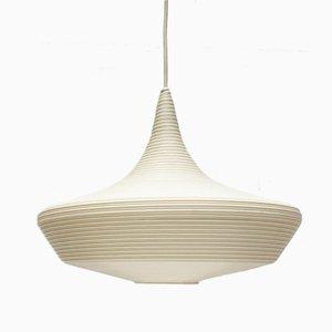 Mid-Century Pendant Lamp by Yasha Heifetz for Rotaflex Heifetz