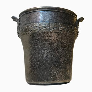 Antique French Champagne Bucket, 1900s