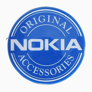 Insegna pubblicitaria Nokia