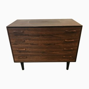Danish Rosewood Chest of Drawers by Kai Kristiansen for FM, 1960s